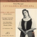 New Orleans Opera Archives Vol 1 - Mascagni / Milanov, et al