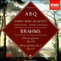 Brahms: Clarinet Quintet, etc / Meyer, Alban Berg Quartett