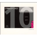 10 YEARS:CYBELE RECORDS:SACD SAMPLER AND CATALOG