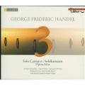 Handel: Solo Cantatas, Opera Arias