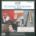 Clarinet Collection - A.Scarlatti, Telemann, Handel, Vanhal, Mozart, Weber, etc (1/1983) / Alan Hacker(historic clarinets), Richard Burnett(fp/cemb)