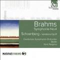 Brahms: Symphony No.4; Schoenberg: Variations Op.31
