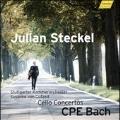 C.P.E.Bach: Cello Concertos