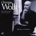Christian Wolff: (Re):Making Music / The Barton Workshop