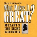 What Makes It Great? - Mozart: Eine Kleine Nachtmusik