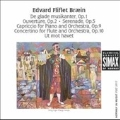 BRAEIN:ORCHESTRAL MUSIC:OUVERTURE OP.2/CAPRICCIO FOR PIANO & ORCHESTRA OP.9/ETC