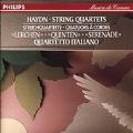 Haydn: String Quartets / Quartetto Italiano
