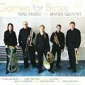 Games for Brass - New Music for Brass Quintet / Western Brass Quintet