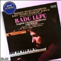 Mozart: Piano Concerto No.21, No.12 (3/1974), Quintet for Piano & Winds K.452 (6/1984) / Radu Lupu(p), Uri Segal(cond), English Chamber Orchestra
