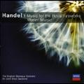 Handel : Feuerwerksmusik, Wassermusik HWV.348-HWV.350 (1983, 1991) / John Eliot Gardiner(cond), English Baroque Soloists