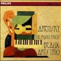 PIANO TRIO 1/2:ARENSKY