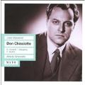 Massenet: Don Chisciotte (5/25/1957) / Alfredo Simonetto(cond), Milano RAI Symphony Orchestra, Boris Christoff(B), Carlo Badioni(B), Teresa Berganza(Ms), etc