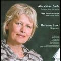 Everyone Love the Spring - New Danish Songs