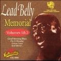 Leadbelly Memorial Vols. 1 & 2