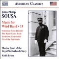 Sousa: Music for Wind Band Vol.15