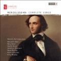 Mendelssohn: Complete Songs Vol.2
