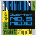 Shostakovich: String Quartets Vol 4 / Manhattan Quartet