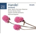 Trio - Handel: Ariodante / Leppard, Baker, Mathis, et al