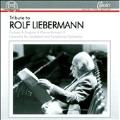 Liebermann: Furioso, Enigma, Piano Concerto, etc