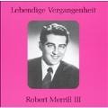 Lebendige Vergangenheit - Robert Merrill Vol 3