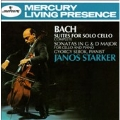 J.S.Bach: Suites for Solo Cello / Janos Starker