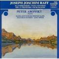 Raff: Piano Concerto, etc / Aronsky, Bamert, Basel RSO