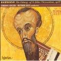 Rachmaninov: The Liturgy of St. John Chrysostom / Best, Scorer, Corydon Singers