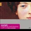 A.Scarlatti: Magnificat, Dixit Dominus