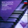Beethoven: Piano Concertos No.4, No.5