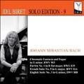Idil Biret Solo Edition Vol.9 - J.S.Bach