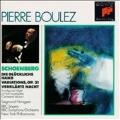 Schoenberg: Die Glueckliche Hand, etc / Pierre Boulez
