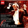 Stravinsky: Oedipus Rex -1948, Firebird -1910, Symphony for Orchestra -1947 / Franz Welser-Most(cond), LPO, Anthony Rolfe Johnson(T), etc