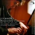 J.S.Bach: Harpsichord Concertos No.1 BWV.1052, No.2 BWV.1053, No.4 BWV.1055, No.5 BWV.1056 / Ottavio Dantone(cemb), Accademia Bizantina