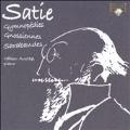 Satie: Gymnopedies, Gnossiennes, Sarabandes, etc CD