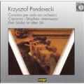 Penderecki: Orchestral and Vocal Works