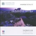 Andrew Schultz: Orchestral Works