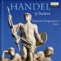 ヘンデル: 鍵盤楽器のための組曲集