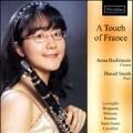 A Touch of France - Lovreglio, A.Benjamin, Debussy, etc / Anna Hashimoto, Daniel Smith