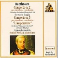 Beethoven: Piano Concertos no 2 & 5 / Rudolf Serkin