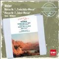 Weber: Masses No.1, No.2