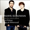 Brahms & Schumann - Works for Cello & Piano