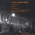 Gruenberg: Symphony no 2, etc / Freeman, Czech National SO