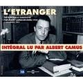 L'Etranger de Camus / Lu Par Albert Camus