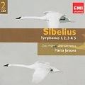 Sibelius: Symphonies No.1-No.3, No.5, etc / Mariss Jansons, Oslo PO