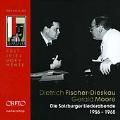 Die Salzburger Liederabende, 1956 - 1965