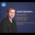 "Shostakovich: Symphonies No.6, No.12 ""The Year 1917'"""