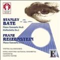 F.Reizenstein: Piano Concerto No.2; S.Bate: Piano Concerto No.2, etc