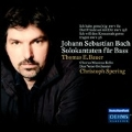 J.S.Bach: Solo Cantatas for Bass