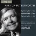 A.Butterworth: Symphony No.1, No.2 & No.4