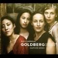 J.S. バッハ: ゴルトベルク変奏曲 - フランソワ・メイムンによる弦楽四重奏編